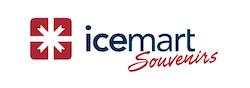 Icemart souvenirs logo