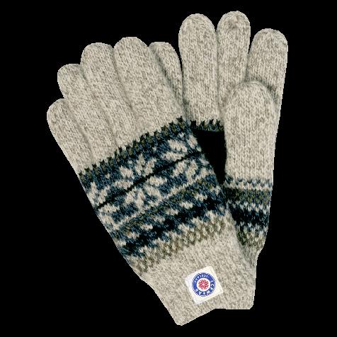 Norwegian wool Gloves