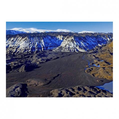 Kötlujökull postcard