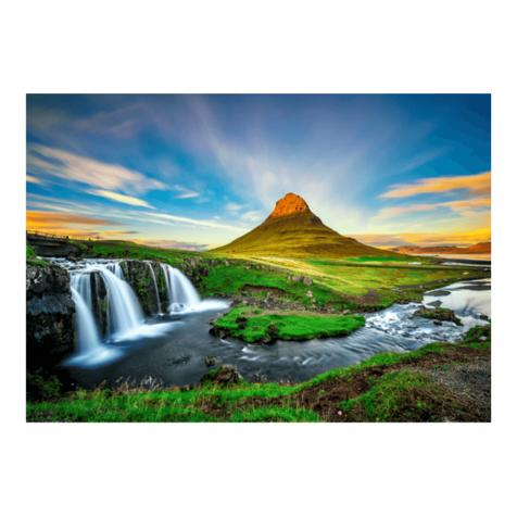 Kirkjufellsfoss postcard