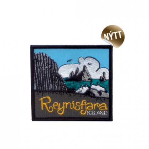 Clothing patch Reynisfjara