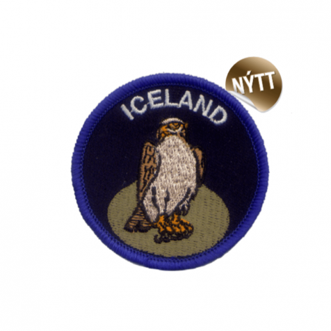 Clothing patch eagle