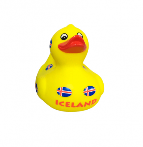 Rubber duck yellow