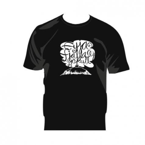 Eyjafjallajökull volcano t-shirt