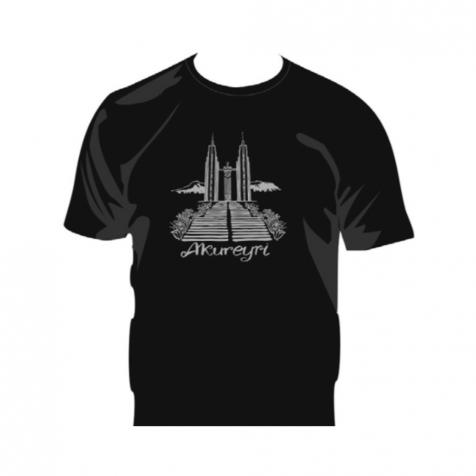 Akureyri church t-shirt