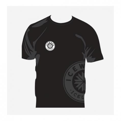Exploring Iceland logo t-shirt