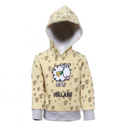 Children´s sweatshirt with sheep