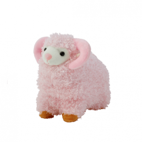Icelandic lamb stuffed animal