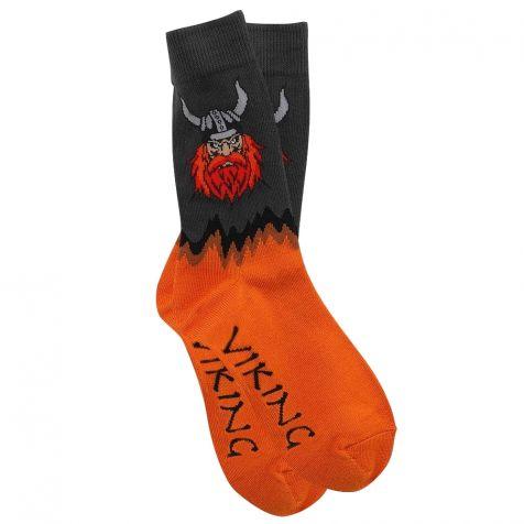 Socks with Icelandic viking