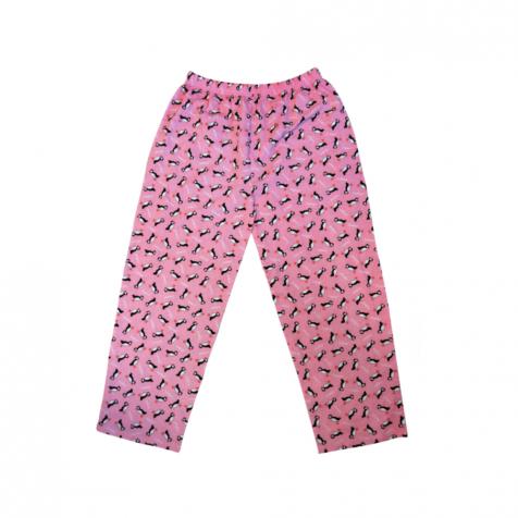 Pyjama puffin pants for kids