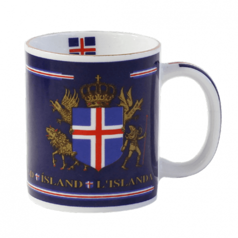 Cup with coat of arms