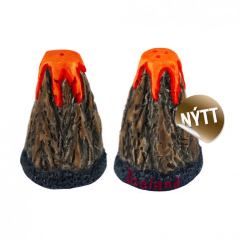 Volcano salt and Pepper