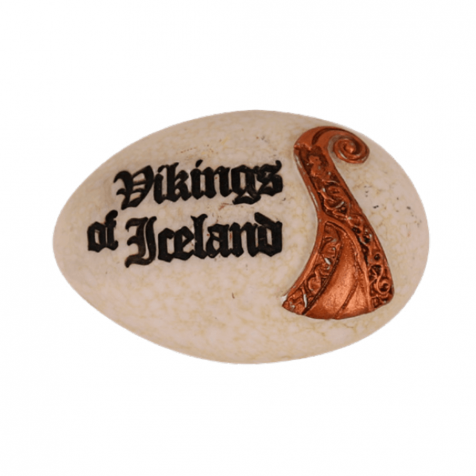 Lucky stone, Vikings of Iceland