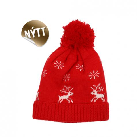 Children's hat with Reindeer
