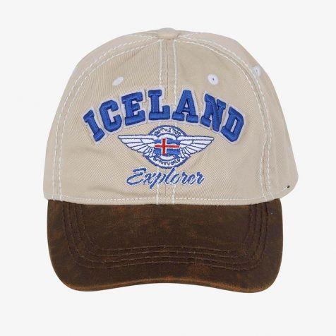 Iceland Explorer Baseball cap