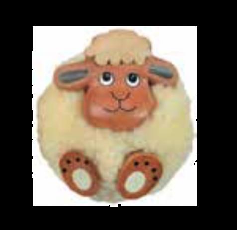 Brown sheep magnet