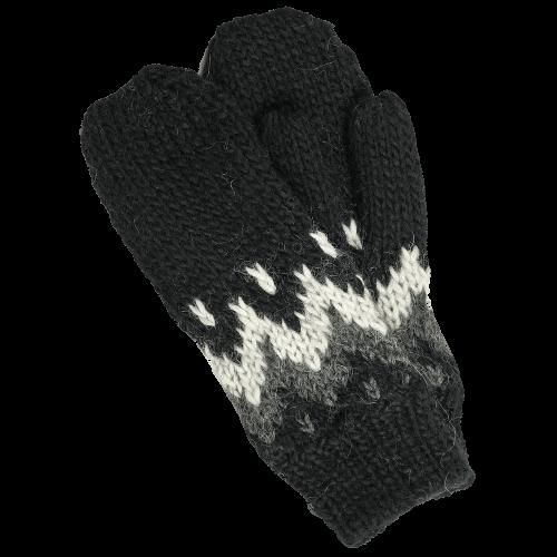 Vík hand knitted mens mittens | Icemart